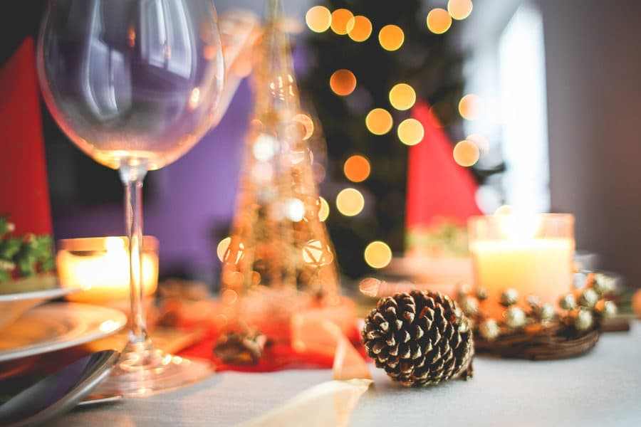 Merry Christmas to everyone! Have a pierogi's!